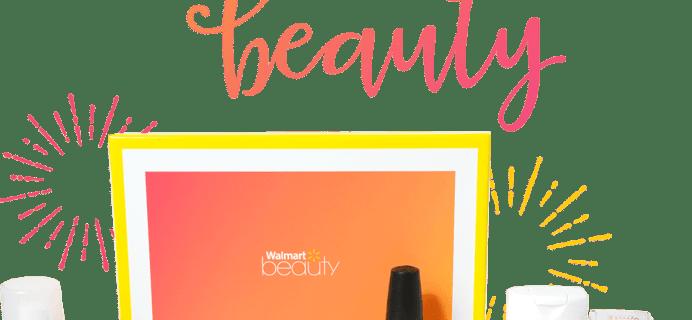 Walmart Beauty Box – Summer 2017 Box Available Now!