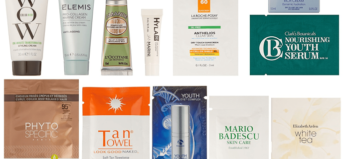 New FREE After Credit Amazon Luxury Beauty + Grooming Boxes!