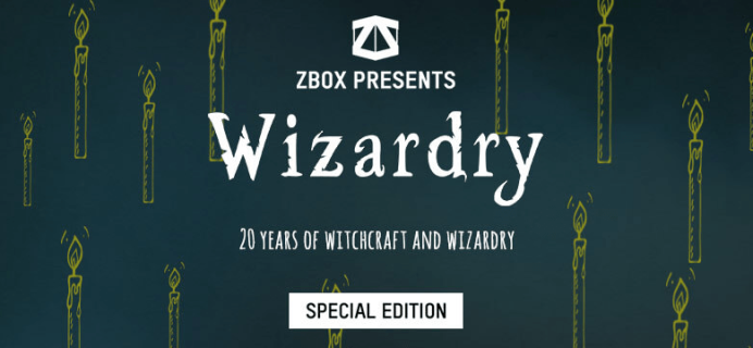ZBOX Limited Edition Harry Potter Box Available Now!