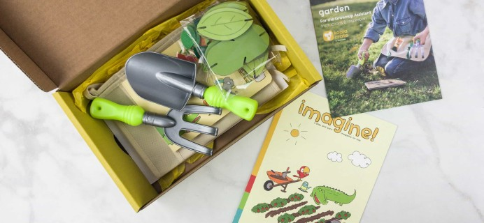 Koala Crate June 2017 Subscription Box Review & Coupon – GARDEN