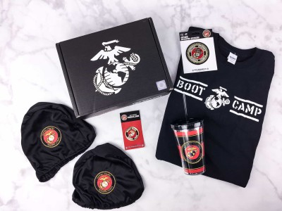 Valor Blocks June 2017 Subscription Box Review – U.S. Marine Block