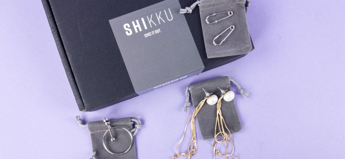 SHIKKU June 2017 Subscription Box Review + Coupon