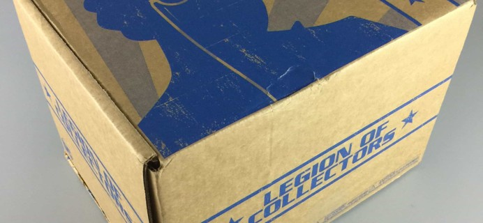 DC Legion of Collectors July 2017 Subscription Box Review
