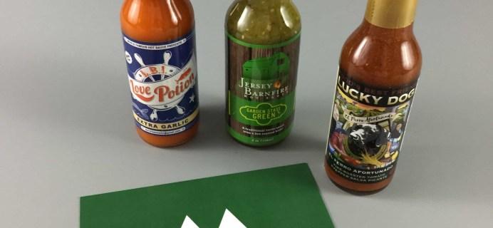 Fuego Box July 2017 Subscription Box Review + Coupon