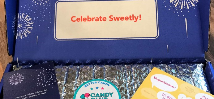 Candy Club Subscription Box Review + 50% off Coupon – July 2017