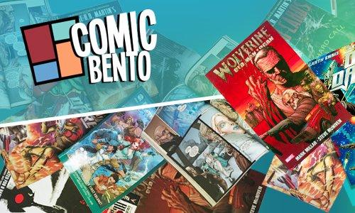 Comic Bento Coupon: 50% Off First Box!