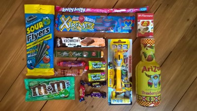 Super Loot Candy Box July 2017 Subscription Box Review + Coupon