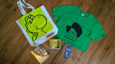 Super Loot Mystery Geek Box July 2017 Subscription Box Review + Coupon