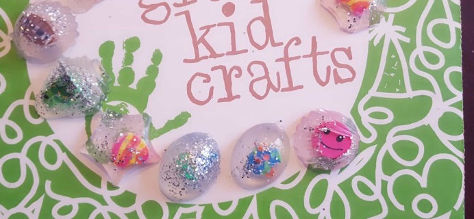 Green Kid Crafts July 2017 Subscription Box Review + 50% Off Coupon!