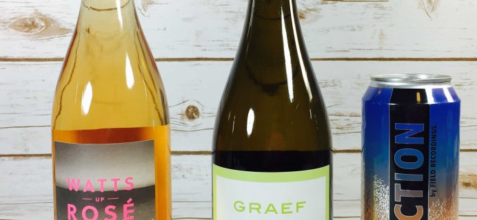 Wine Awesomeness July 2017 Review &  Coupon