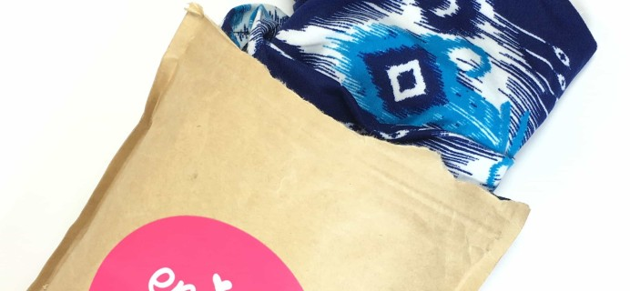 Enjoy Leggings July 2017 Subscription Box Review + 25% Off Coupon