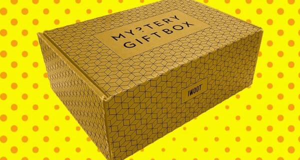 IWOOT Mystery Gift Box: Batman Edition Available Now