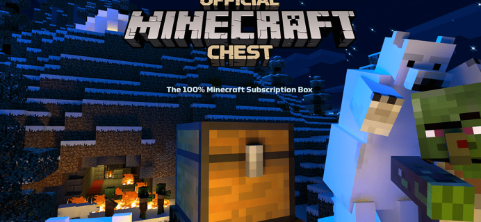 Mine Chest November 2017 Theme Spoilers