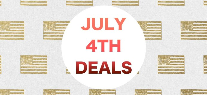 Best Fourth of July Subscription Box Deals!