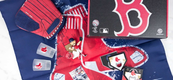 Sports Crate MLB Edition June 2017 Review + Coupon
