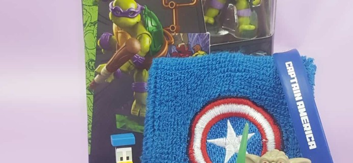 Toy Box Monthly July 2017 Subscription Box Review