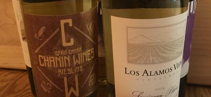 Blue Apron Wine Subscription Box Review – August 2017