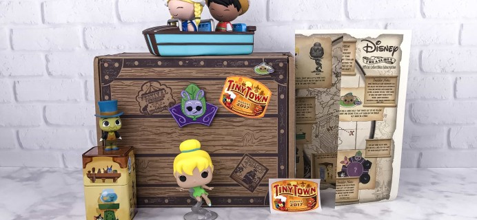 Disney Treasures August 2017 Subscription Box Review