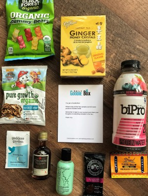 Daily Goodie Box Review – June 2017