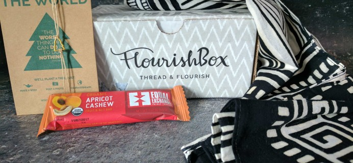 Thread & Flourish July-August 2017 Subscription Box Review