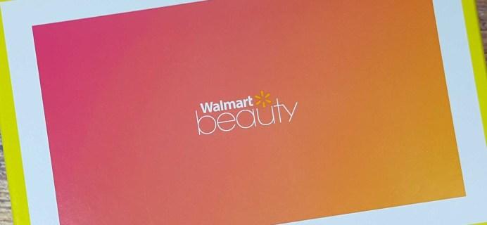 Walmart Trendsetter Beauty Box Subscription Review – Summer 2017