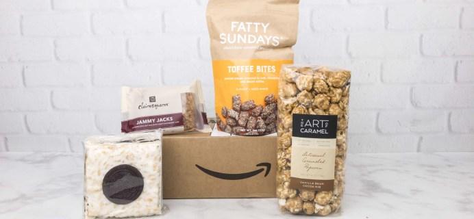 Amazon Prime Surprise Sweets Box August 2017 Review #2