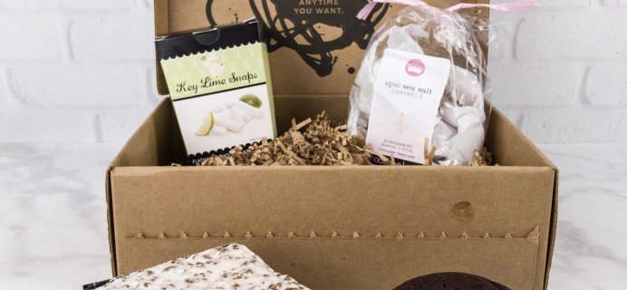 Amazon Prime Surprise Sweets Box August 2017 Review