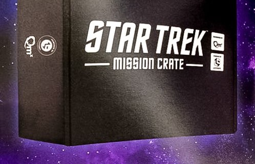 Star Trek: Mission Crate Coming Soon from Loot Crate!