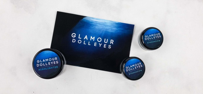 Glamour Doll Eyes OTM August 2017 Subscription Box Review