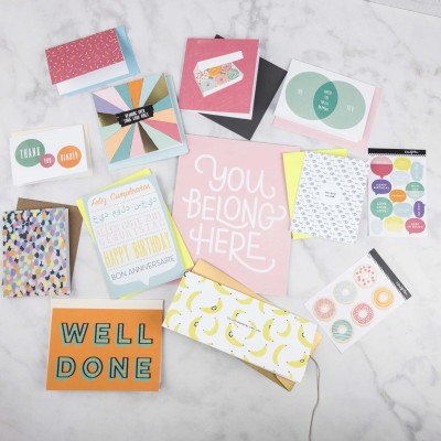 Happy Mail August 2017 Subscription Box Review