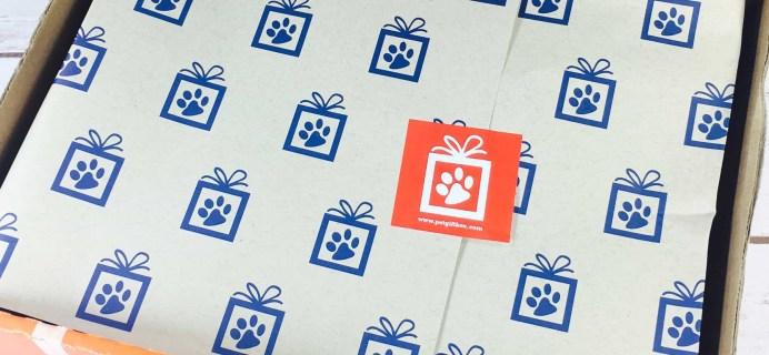 PetGiftBox September 2017 Cat Subscription Box Review + 50% Off Coupon