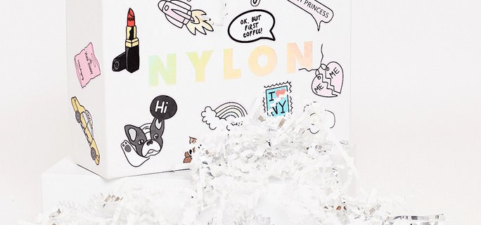 Nylon Box August 2017 Full Spoilers + Coupon!