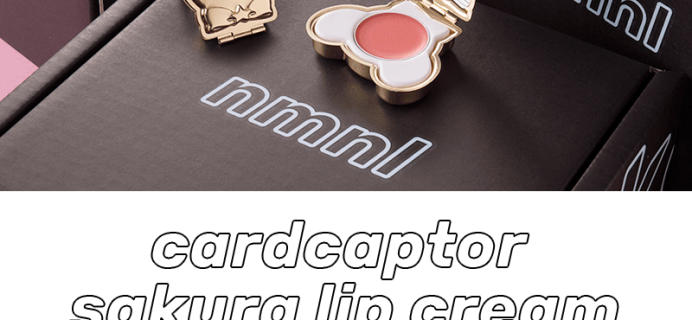 NMNL Coupon:  Free Cardcaptor Sakura Lip Cream with Subscription!