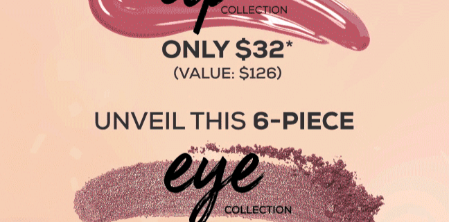 TODAY ONLY: bareMINERALS Beauty Surprise Collections!