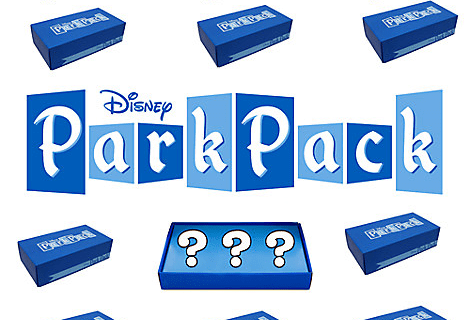 Disney Park Pack Pin Edition 3.0 October 2018 Theme Spoiler!