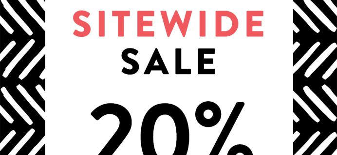 Honest Company Labor Day Sale: Save 20%!