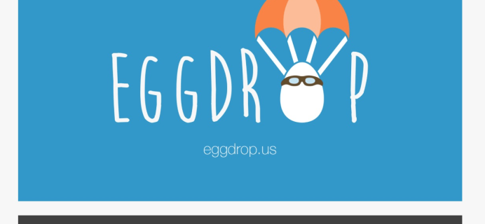EggDrop Blind Bag Subscription Closing