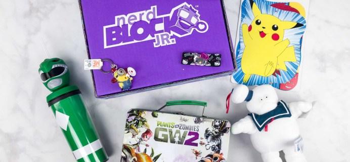 Nerd Block Jr. Girls Subscription Box Review – June 2017