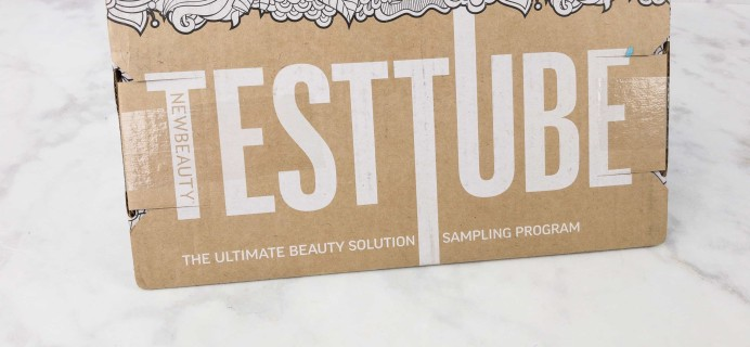May 2018 New Beauty Test Tube Full Spoilers + Coupon