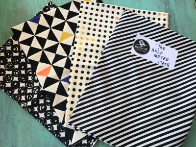 Fridays Off May 2017 Subscription Box Review – The Half Metre Stash Bundle