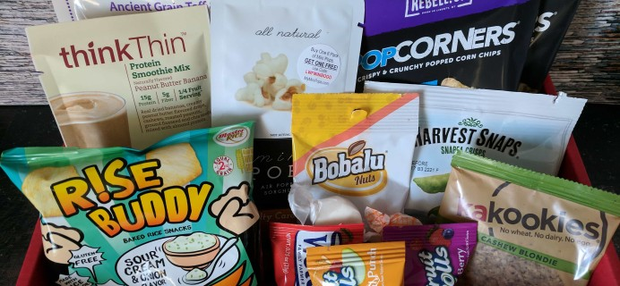 Love With Food Gluten-Free September 2017 Subscription Box Review + Coupon