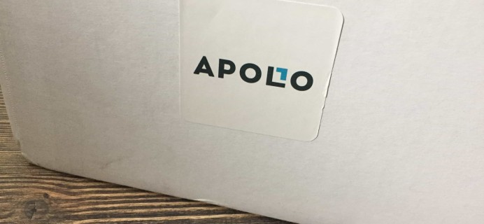 Apollo Surprise Box September 2017 Subscription Box Review