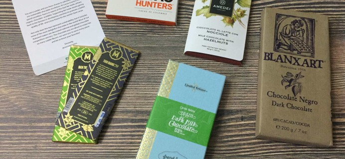 Cocoa Couriers September 2017 Subscription Box Review