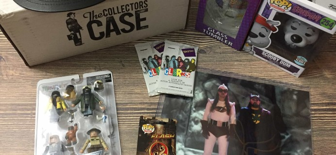 The Collectors Case September 2017 Subscription Box Review
