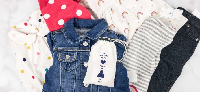 babyGap OutfitBox Fall 2017 Subscription Box Review