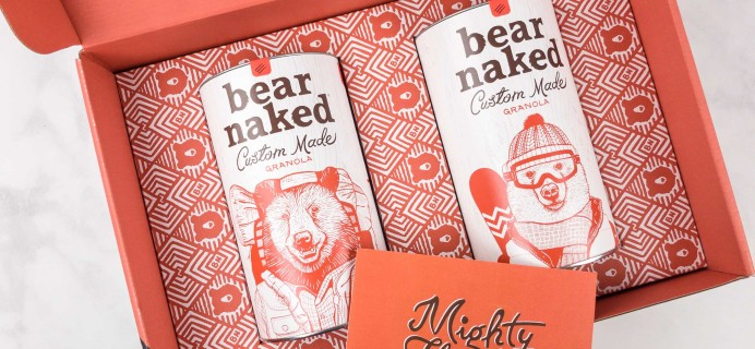 Bear Naked Granola Holiday Deals: Save Up To $8 Off! Last Few Days!