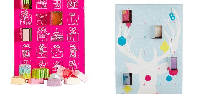 Bomb Cosmetics Advent Calendars 2017 Available Now!