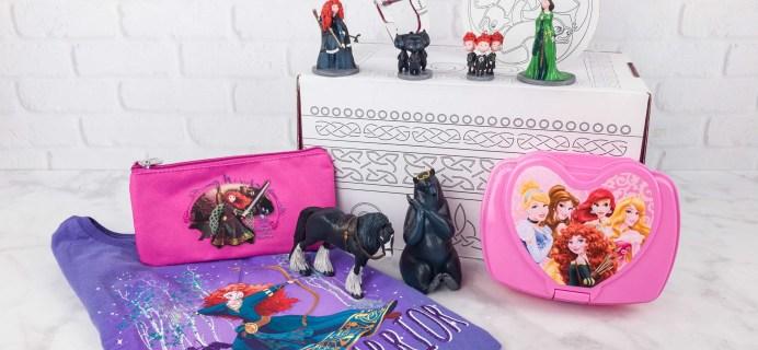 Disney Princess Pleybox September 2017 Subscription Box Review