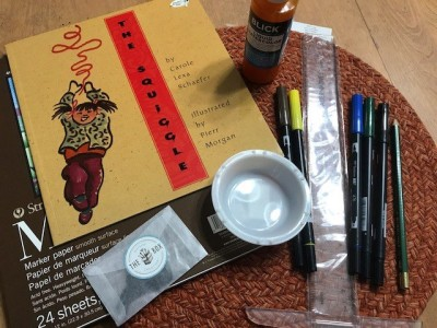 Outside The Box Creation Subscription Box Review –  August 2017