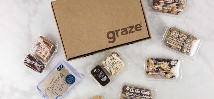 Graze Variety Box Review & Free Box Coupon – September 2017